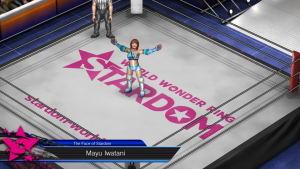 World Wonder Ring Stardom Female Wrestler DLC Announced for Fire Pro Wrestling World