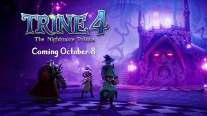 Trine 4 and Trine: Ultimate Collection Launch on October 8