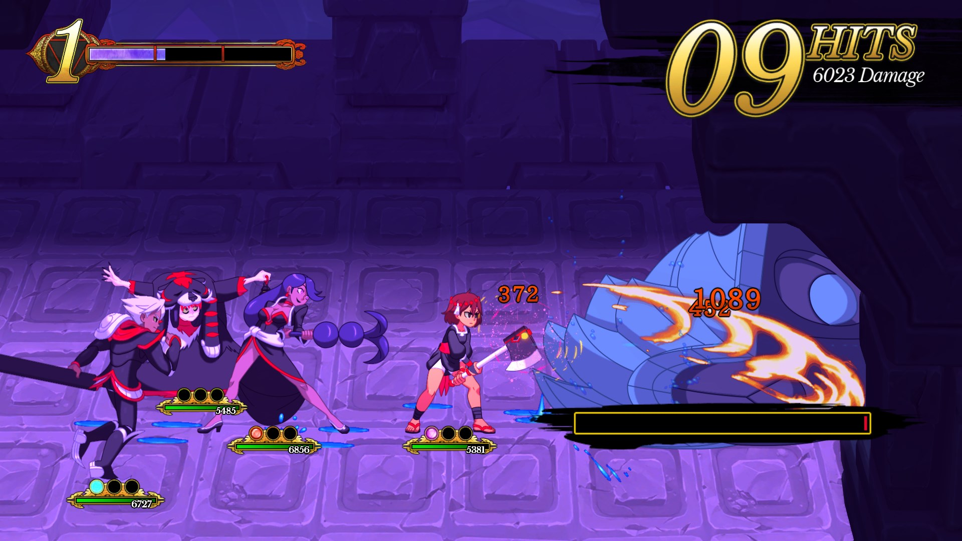 Indivisible Launches for PC, PS4, and XB1 in October, Switch