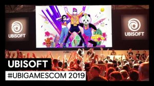 Ubisoft Confirms Their Gamescom 2019 Lineup