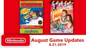 Nintendo Switch Online Adds More NES Games – Kung-Fu Heroes and Vice: Project Doom on August 21
