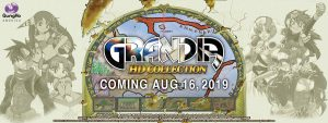 Grandia HD Collection Launches August 16