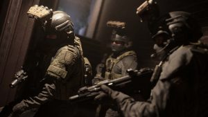 Infinity Ward Says Call of Duty: Modern Warfare Doesn't Feed Into Partisan Politics
