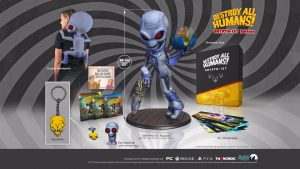 Collector's Editions Announced for Destroy All Humans! Remake