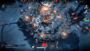 Console Version for Frostpunk Launch October 11