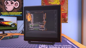 PC Building Simulator Now Available for Gaming Consoles
