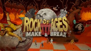 Rock of Ages III: Make & Break Announced for PC and Consoles