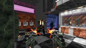 Ion Fury Now Available for PC, Linux