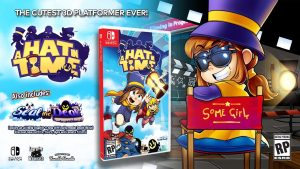 A Hat in Time Launches for Switch on October 18