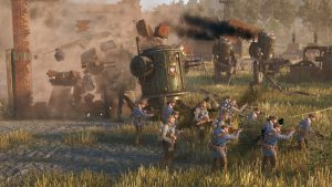 Iron Harvest Launches September 1, 2020