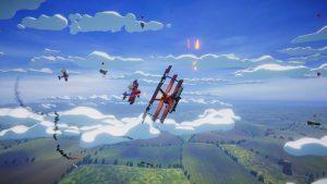 WWI Dogfighting Game Red Wings: Aces of the Sky Announced