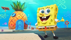 First Gameplay for SpongeBob SquarePants: Battle for Bikini Bottom – Rehydrated
