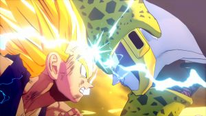 Gamescom 2019 Trailer and Screenshots for Dragon Ball Z: Kakarot Focus on the Cell Saga