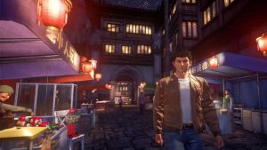 'A Day in Shenmue' Trailer for Shenmue III