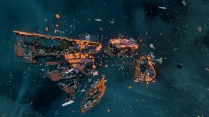 30-Player Space Battle Gameplay Trailer for Starbase