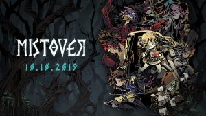 """Turn-Based RPG """"Mistover"""" Launches October 10 for PC and Switch, PS4 Version Added"""