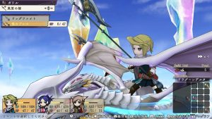 New Battle Gameplay for The Alliance Alive HD Remastered