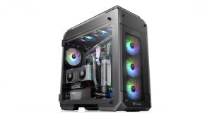 Thermaltake Reveals the View 71 Tempered Glass ARGB Edition PC Case