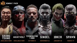 Terminator T-800 and The Joker DLC Characters Announced for Mortal Kombat 11