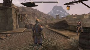 First Gameplay for Skywind, the Morrowind Mod for Skyrim