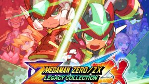 Mega Man Zero/ZX Legacy Collection Announced for PC, PS4, Xbox One, and Switch