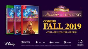 Disney Classic Games: Aladdin and The Lion King Announced for PC and Consoles