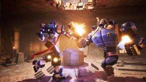 Modus Games Acquires Brazilian Dev The Balance, Override: Mech City Brawl Now Coming to Switch