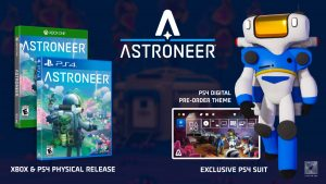 Astroneer Gets a PS4 Port Alongside a Retail Version
