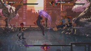 PAX West 2019 Gameplay for Streets of Rage 4