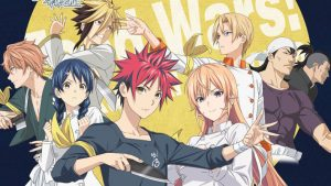Food Wars Anime Season 4 to Premiere on October 11