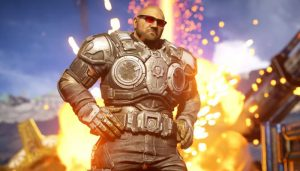 Dave Bautista Will Be Playable in Gears 5 as Himself