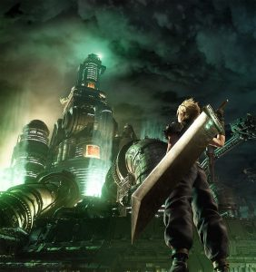New Final Fantasy VII Remake Key Visual Recreates Original Artwork