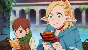 Studio Trigger Made a Gorgeous TV Anime Promo for Delicious in Dungeon's 8th Volume