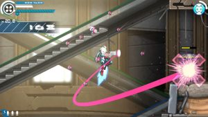 Second Trailer for Gunvolt Chronicles: Luminous Avenger iX, Xbox One Version Added