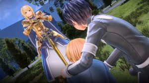 New Trailer for Sword Art Online: Alicization Lycoris Shows Off an Encounter With Alice