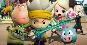 ESRB Rating Spotted for Snack World: The Dungeon Crawl Gold