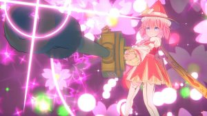 Full Destruction Anime Girl Shooter Magusphere of the Magical Girl Announced for PC, PS4