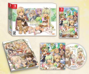 Limited Archival Edition Announced for Rune Factory 4 Special