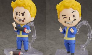 Vault Boy Nendoroid Announced, Launches March 2020