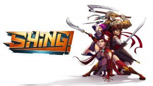 Indie Action Beat 'Em Up Game Shing! Announced for PC and Consoles