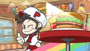 BurgerTime Party!Western Release Set for October 8