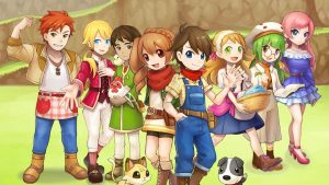Harvest Moon: Mad Dash Launches October 29