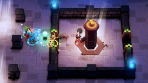 4-Player Co-op Action Game Munchkin: Quacked Quest Announced for PC and Consoles