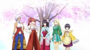 Shin Sakura Wars Anime Announced