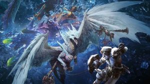 Monster Hunter World: Iceborne Expansion Digital Sales and Shipments Top 4 Million Units