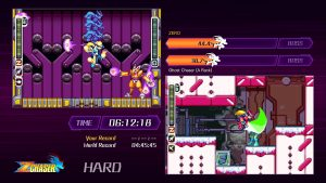 """New """"Z Chaser"""" Mode Revealed for Mega Man Zero/ZX Legacy Collection"""