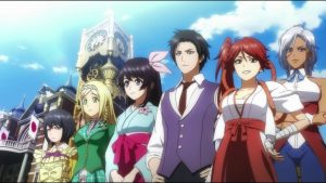 Opening Movie for Project Sakura Wars