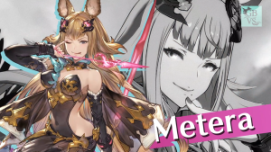 Metera Confirmed for Granblue Fantasy Versus