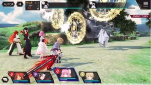 TGS 2019 Gameplay for Tales of Crestoria