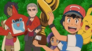 Ash Ketchum Finally Becomes Pokemon Champion